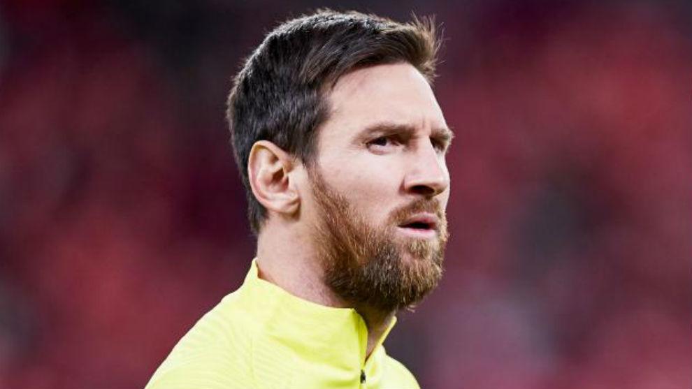 梅西:曼城的禁赛处罚太严厉 巴塞罗那是