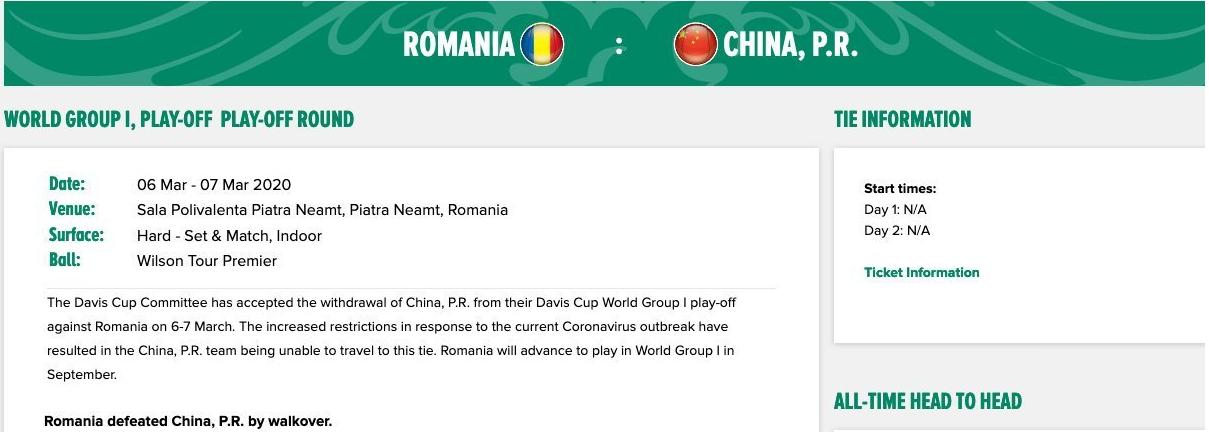 《超越百科_国家队主动退赛,罗马尼亚不战而胜晋级世界一组!》