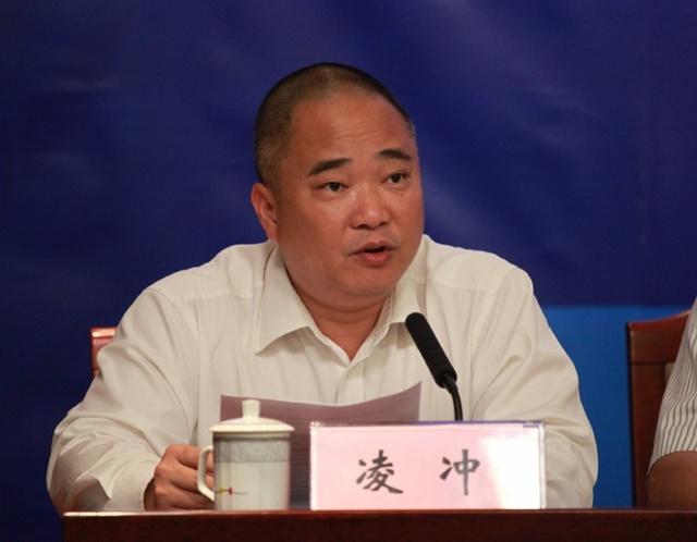 小三被扒光凌冲不再任深圳市社会组织管理局局