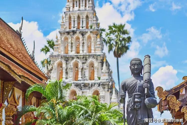 泰国旅游别只知道曼谷清迈,这7个小众秘境,人少景美性价比超高