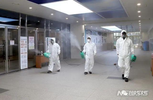 独家解读 | 韩国:一座教堂背后,疫情是如何扩散的?