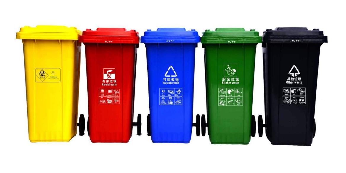 GPS定位器如何助力垃圾分类