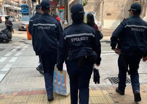 嘉实恒生中国企业有人凭一张图片污蔑警员工作时间抢购卫生纸,港