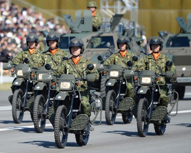 以日本现今的军事实力,不动用核武器的情况下,可以打败哪些国家