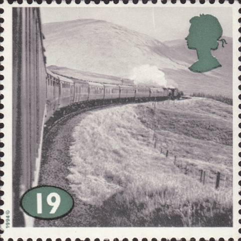 邮票图说世界通史(一百O七) 工业革命的扩展_英国新闻_英国中文网