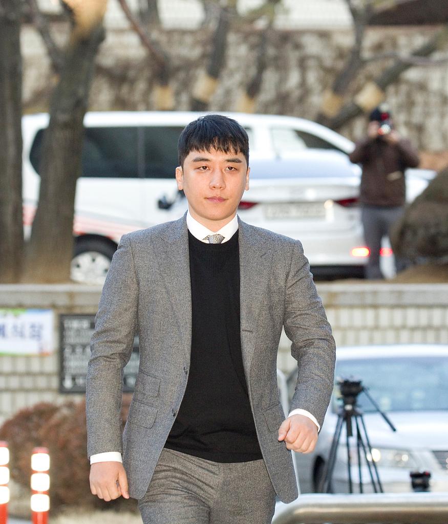 胜利将于3月6日入伍,有关调查将转移至韩国军事法庭