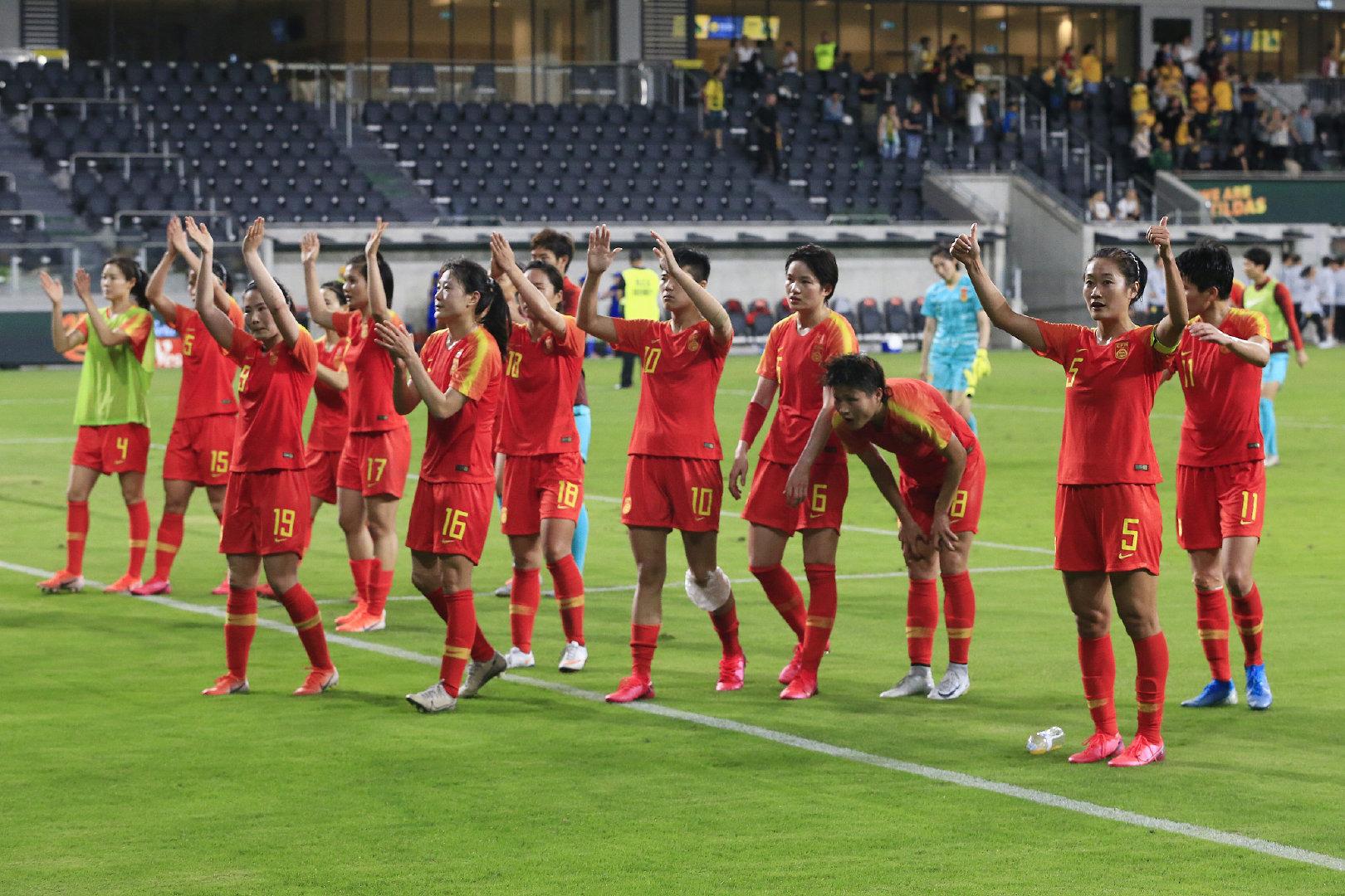 原创             中国女足再战奥预赛,附加赛主场已定,选中了一块福地!
