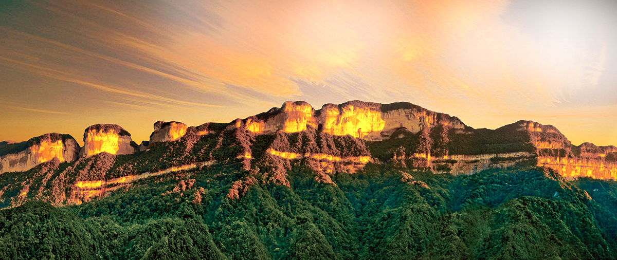 世遗净土  康养圣地 南川金佛山等景区率先恢复对自