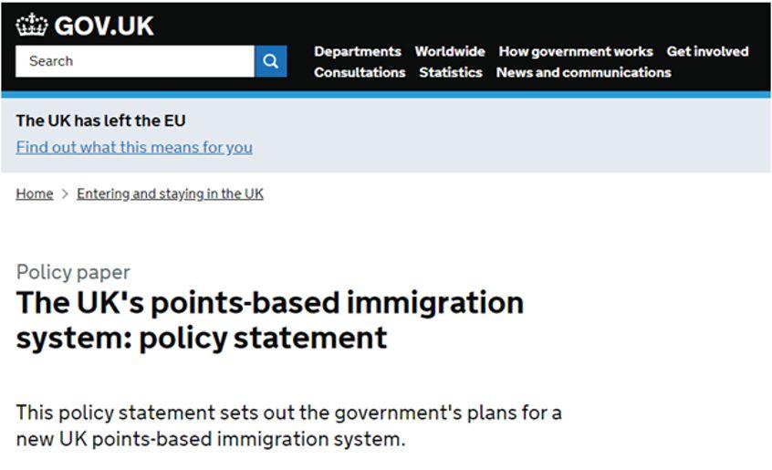 英国留学党的福利!PSW签证和积分制移民新政策齐驾到_英国新闻_英国中文网