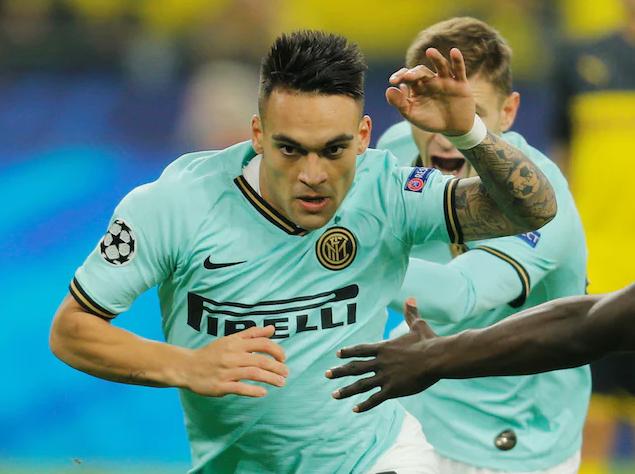 报告:巴塞罗那欲用库蒂尼奥换购国际米兰前锋——马丁内斯!