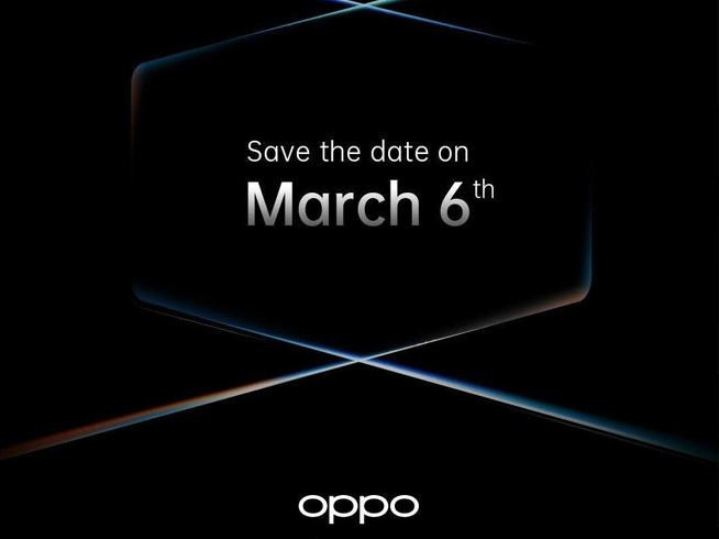 OPPO Find X2发布锁定:120Hz顶级屏+定制相机 3月6日见
