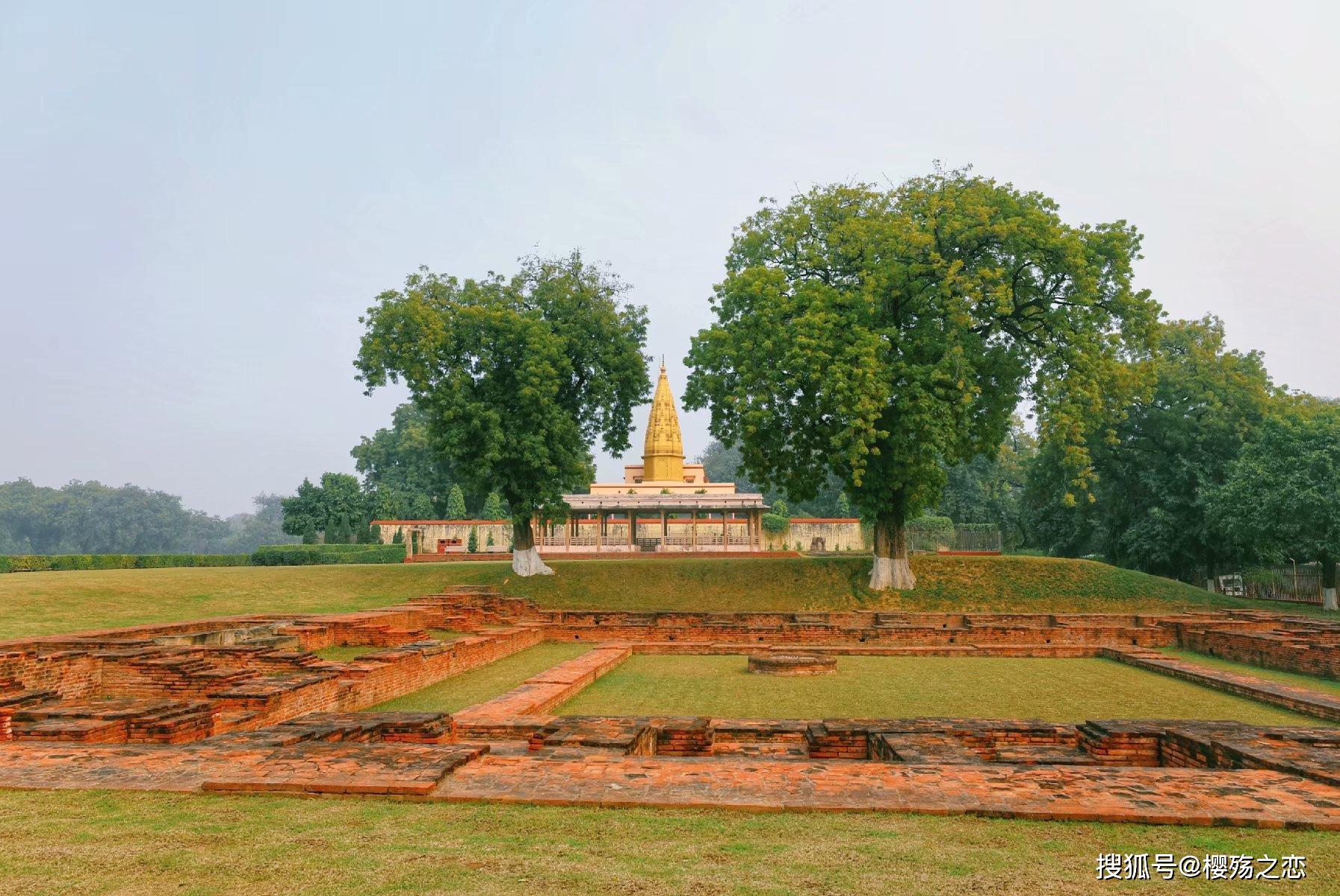 """佛教""""初转法轮""""之地,被列为四大圣地之一,至今仍是一"""