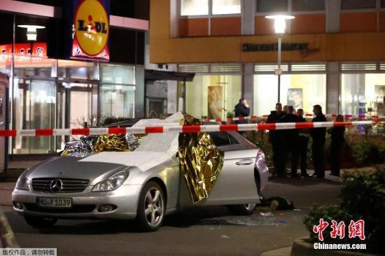 德国枪击案凶手有极右翼背景 默克尔谴责种族主义_德国新闻_德国中文网