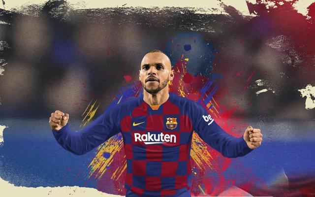 巴塞罗那官方宣布新前锋加盟 签约四年