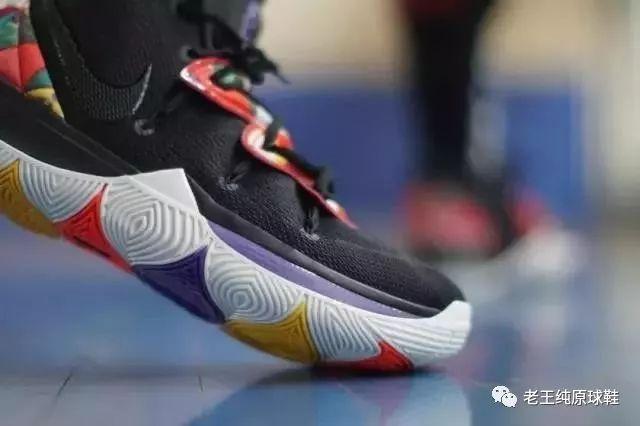 纯原版本Nike欧文5 CNY 开箱测评,征战球场不二之选
