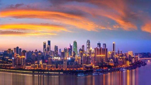 重庆各区县经济排行榜_重庆2020年各区县GDP出炉,总部经济招商工作任重而道