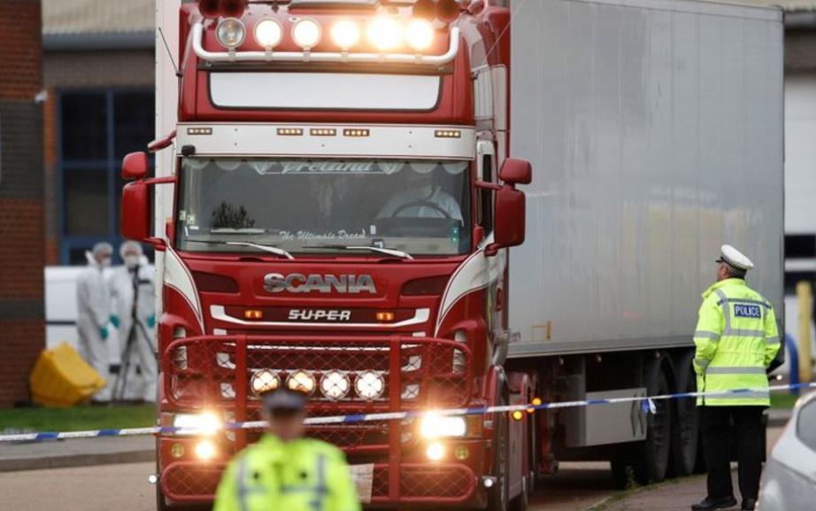 英国货车惨案最新进展:越南警方指控7人_英国新闻_英国中文网