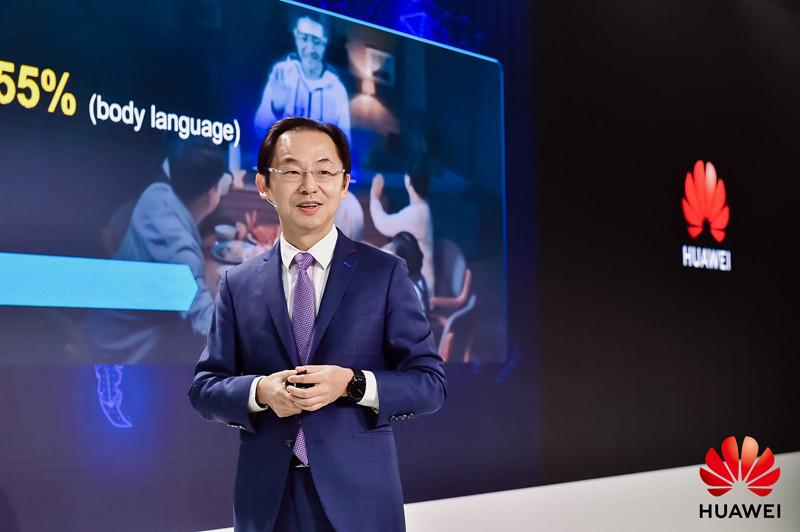 丁耘:华为5G解决方案依然领先同行12-18个月_英国新闻_英国中文网