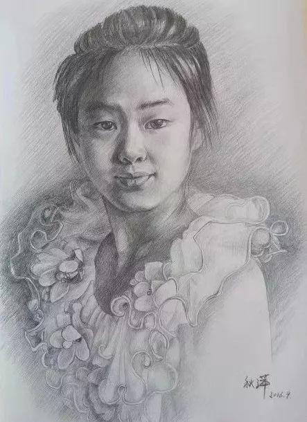 朱秋萍美术作品网络展