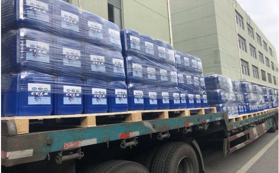 千里驰援!从库伦走出去的企业家百吨抗疫物资抵达故乡科尔沁