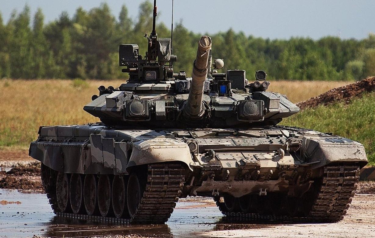 叙叛军缴获T90坦克,以一当十发动猛攻,虽暂时撤退但力图再战