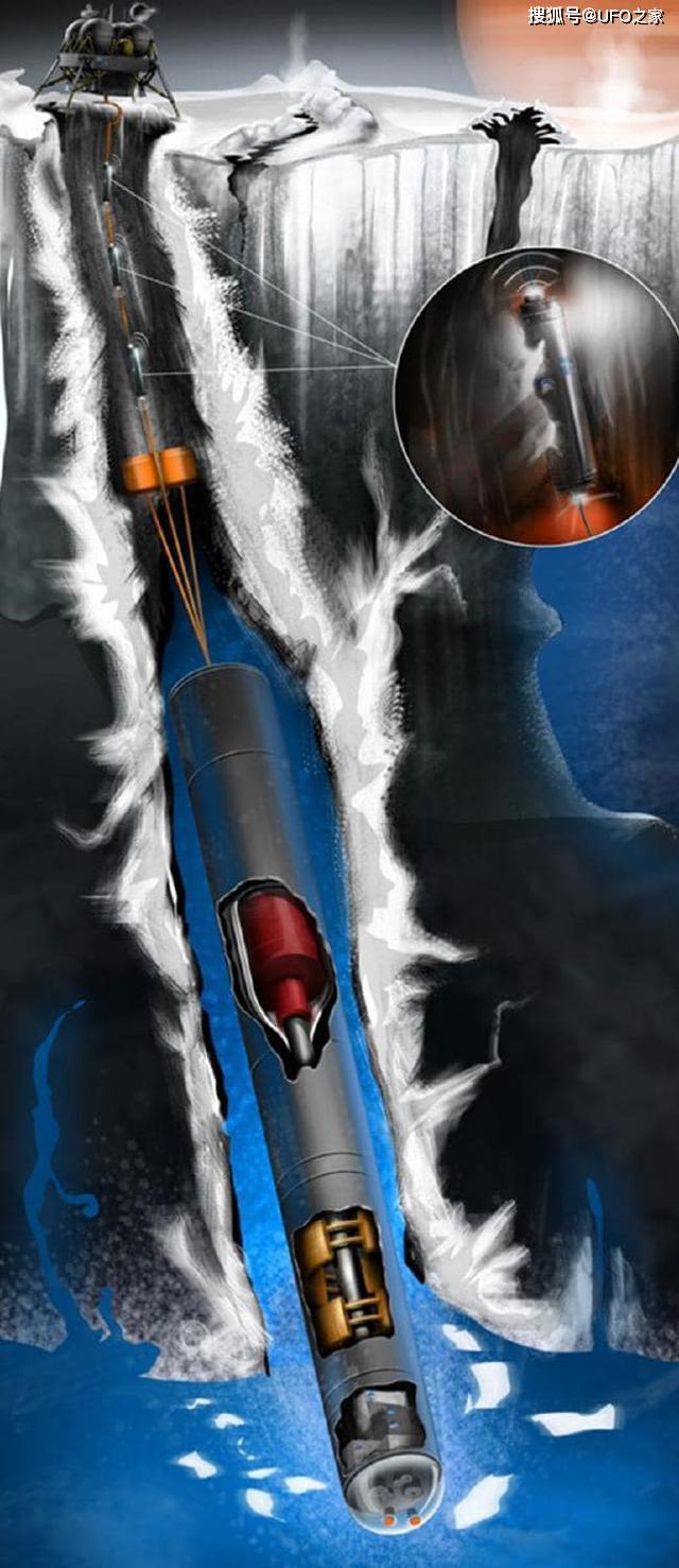 NASA将建造核动力机器人!用于穿透木卫二30公里厚的冰层