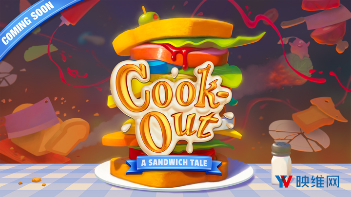 ResolutionGames发布VR游戏《Cook-Out:ASandwichTale》