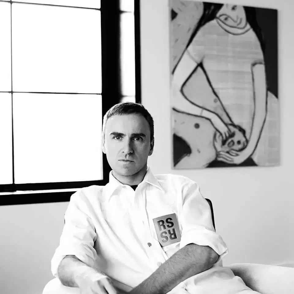 戏味时尚   Raf Simons:当代男装的伟大开拓者
