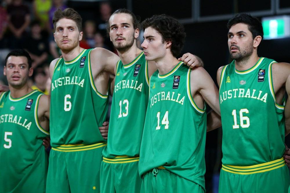 澳大利亚男篮还有额外收获