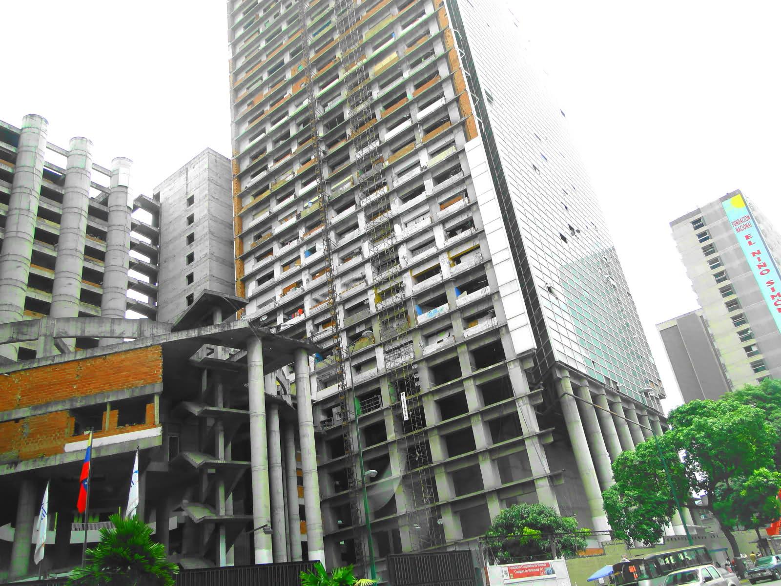 原创            中国银行曾想买的海外烂尾楼:高度全国第三,却被抛弃26年没人要