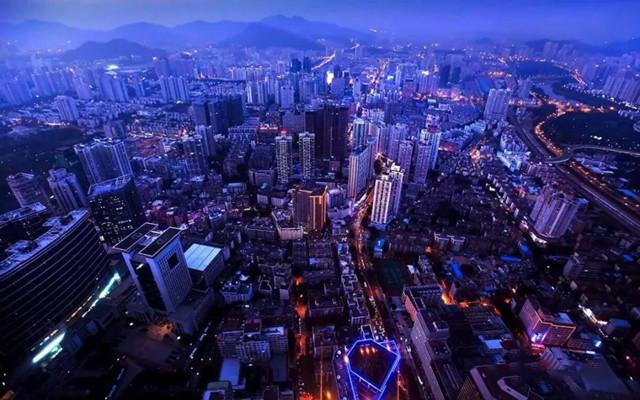 珠江三角洲城市群
