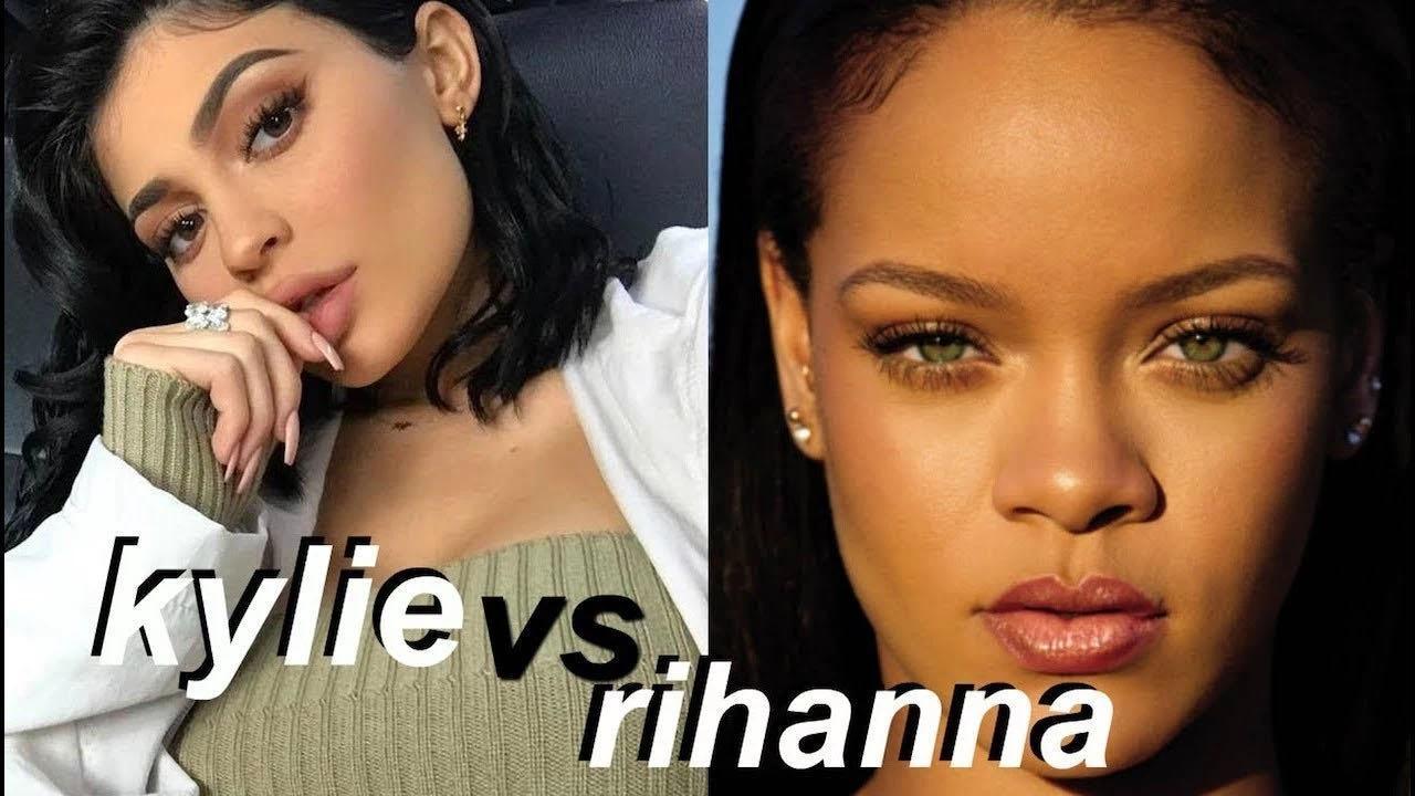 金小妹被指抄袭蕾哈娜,美妆大咖竟全靠模仿,完全没有个人风格?