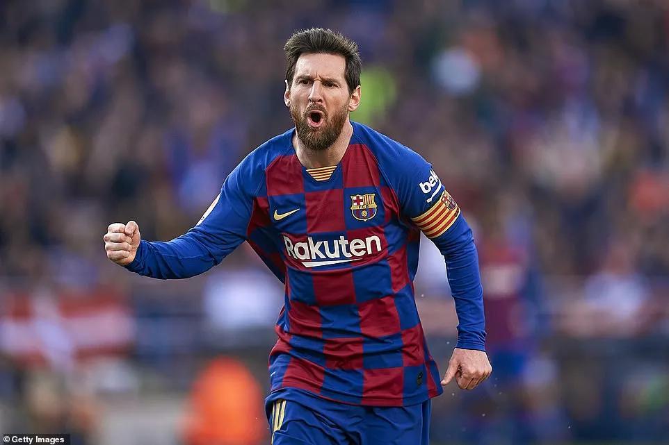 巴塞罗那主场5:0大胜,梅西一人独进4球,巴托梅乌暂时松了口气