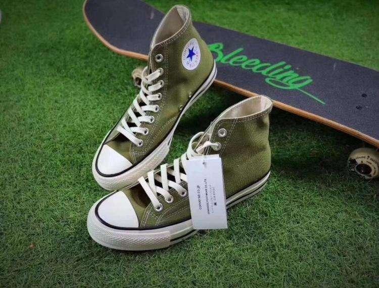 绿色球鞋大集合:要想生活过的去,脚上也要有点绿!