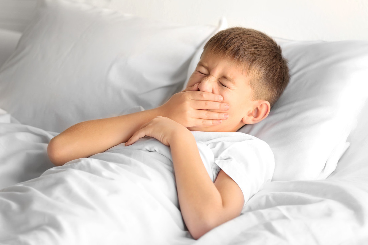 治疗儿童干咳无痰最有效的方法?