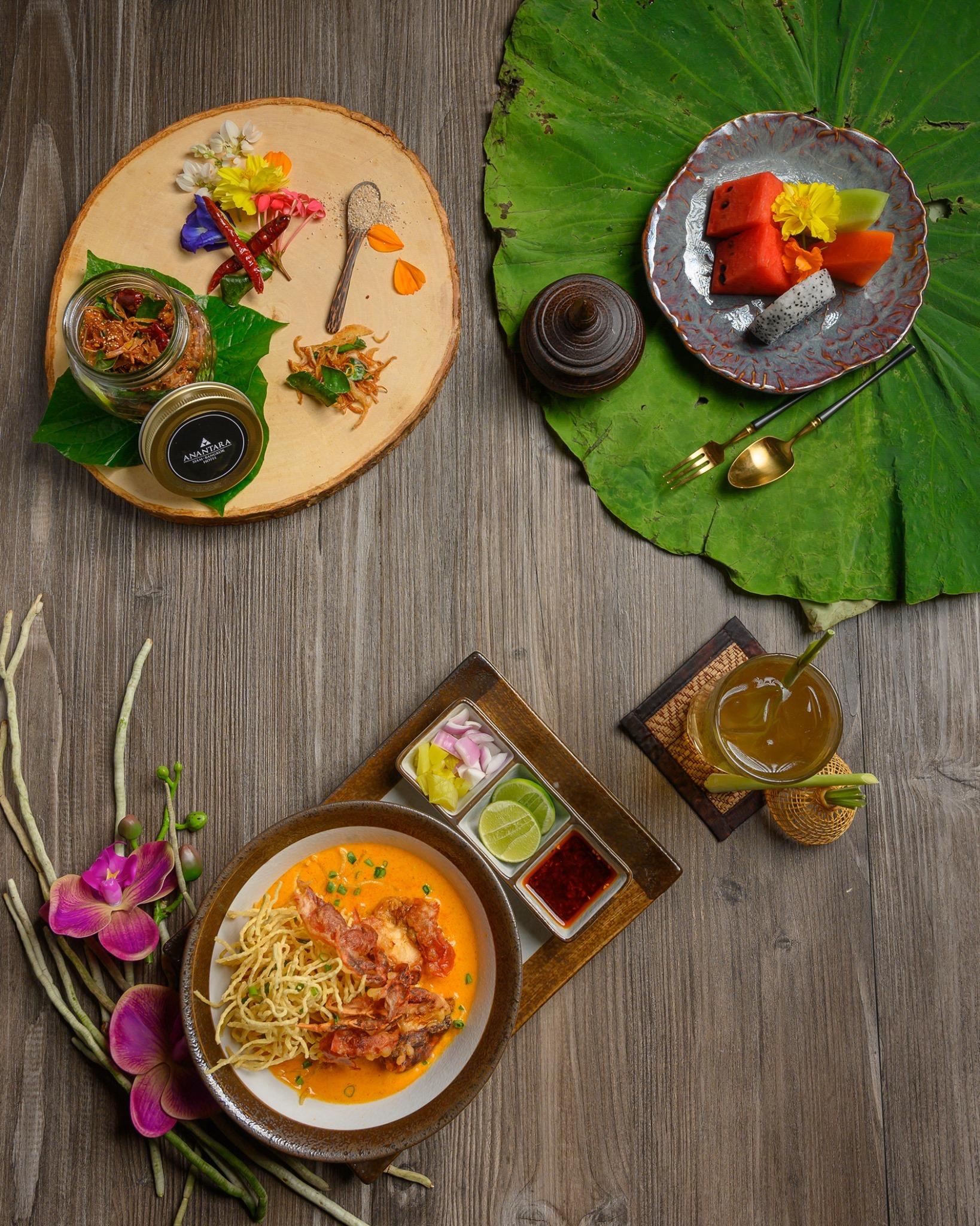 提前感受夏日气息,必不可少的拥有泰式料理的风情万种