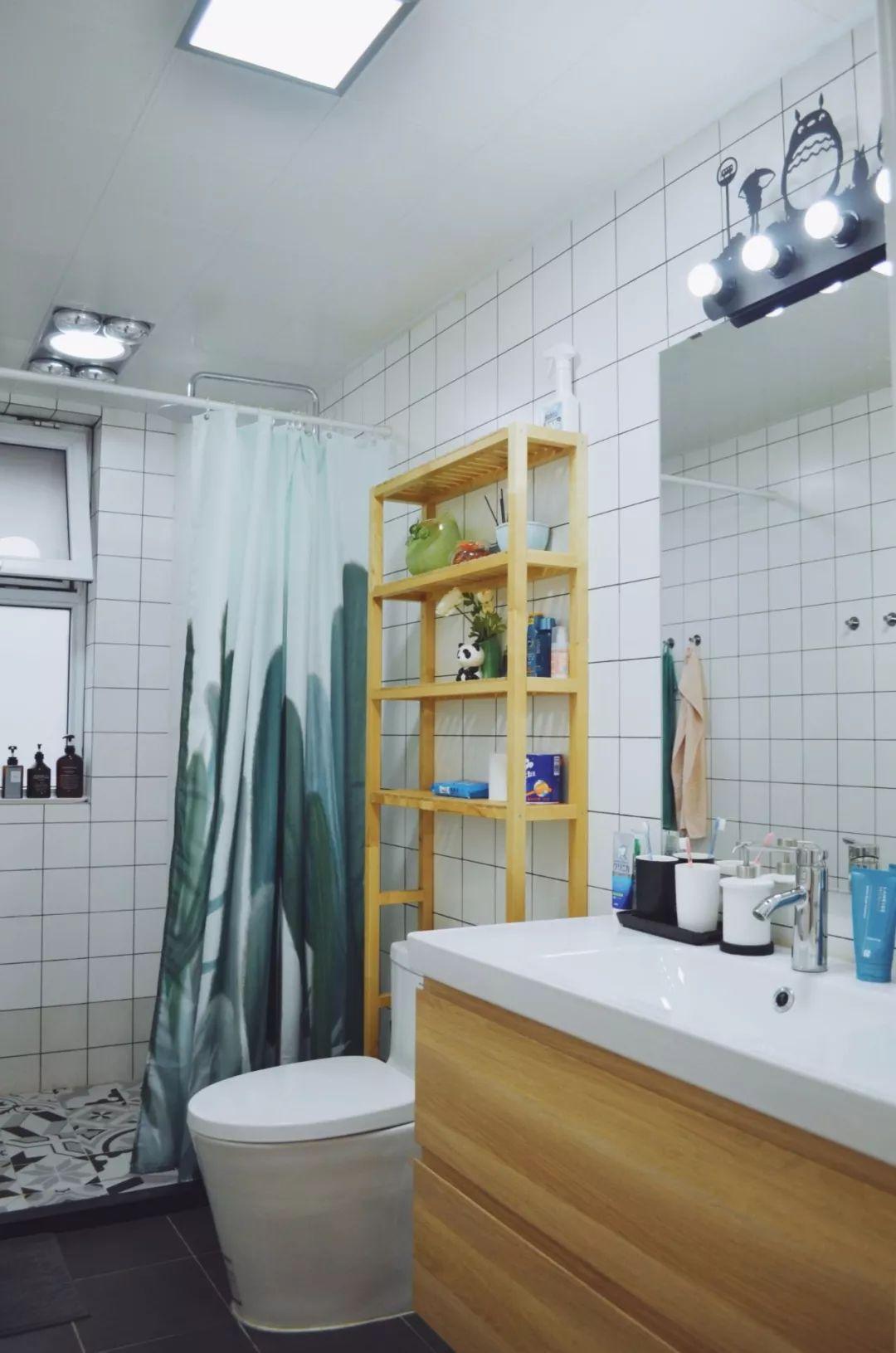 卫生间吊顶,除了铝扣板