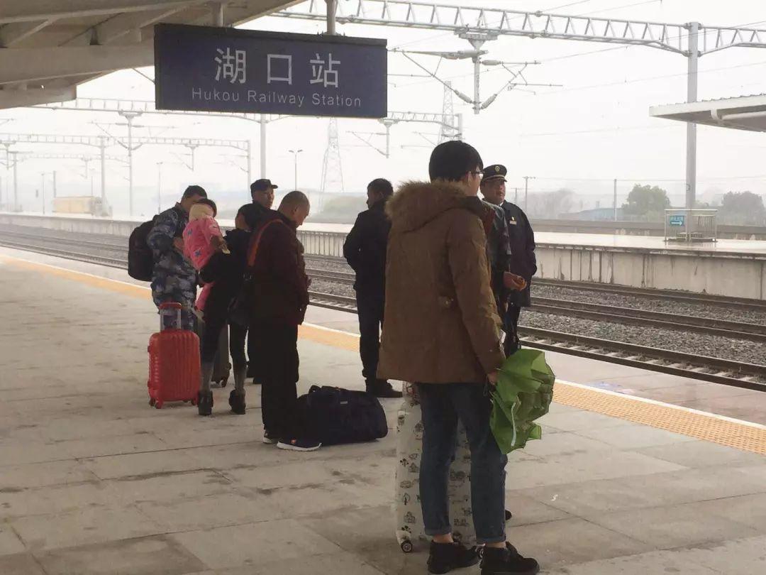 湖口到南昌、景德镇等地C字头城际高铁列车开通!快来看看~
