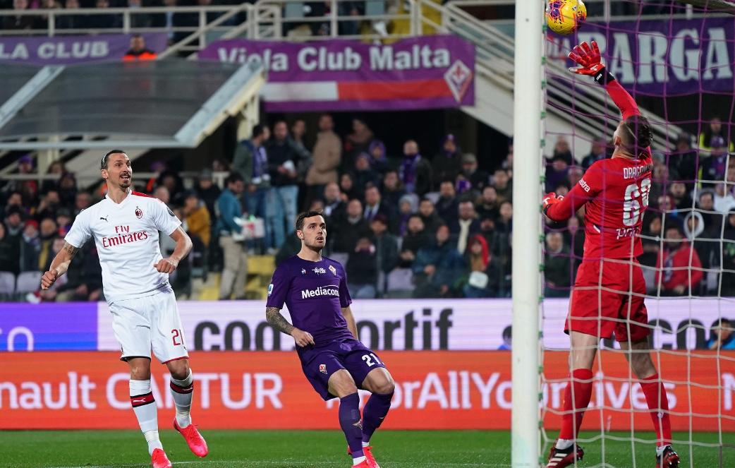 意甲-雷比奇破门多纳鲁马伤退 米兰1-1