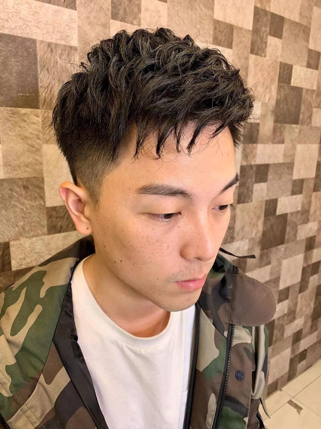 2020韩男发型趋势大预测!秒变帅气欧爸图片