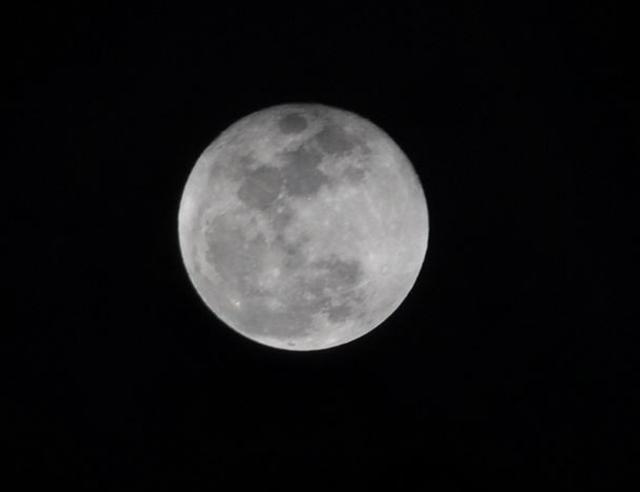 4月8日将出现年度最大满月 2020年最大满月在什么时候?