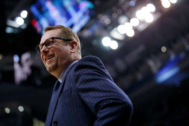原创             NBA:狂胜46分!猛龙看步行者就像看弟弟,此战激出最佳表现