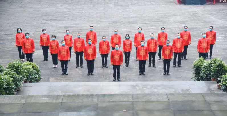 泸州老窖封藏大典举行:仅23位公司高管参加,全程戴口罩
