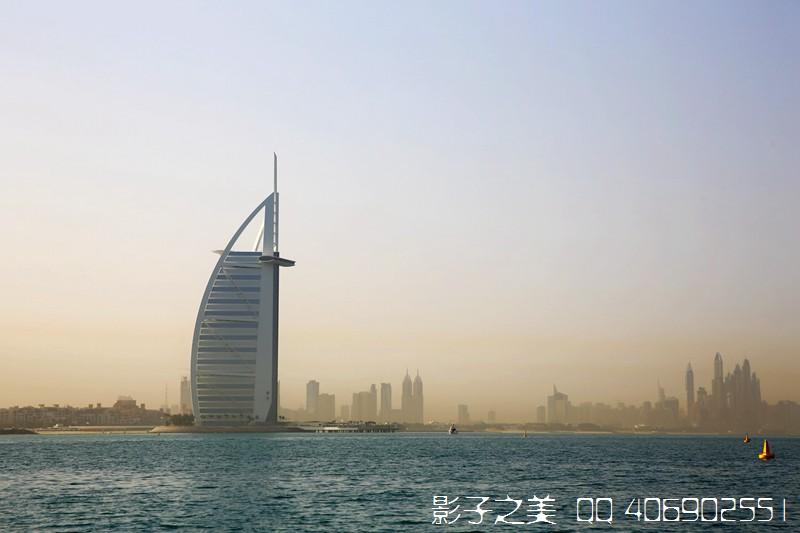 迪拜 奢华的背面是沧桑