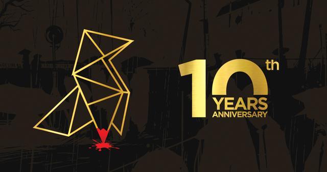 《暴雨》发售10周年官方折纸教程你学会了么?