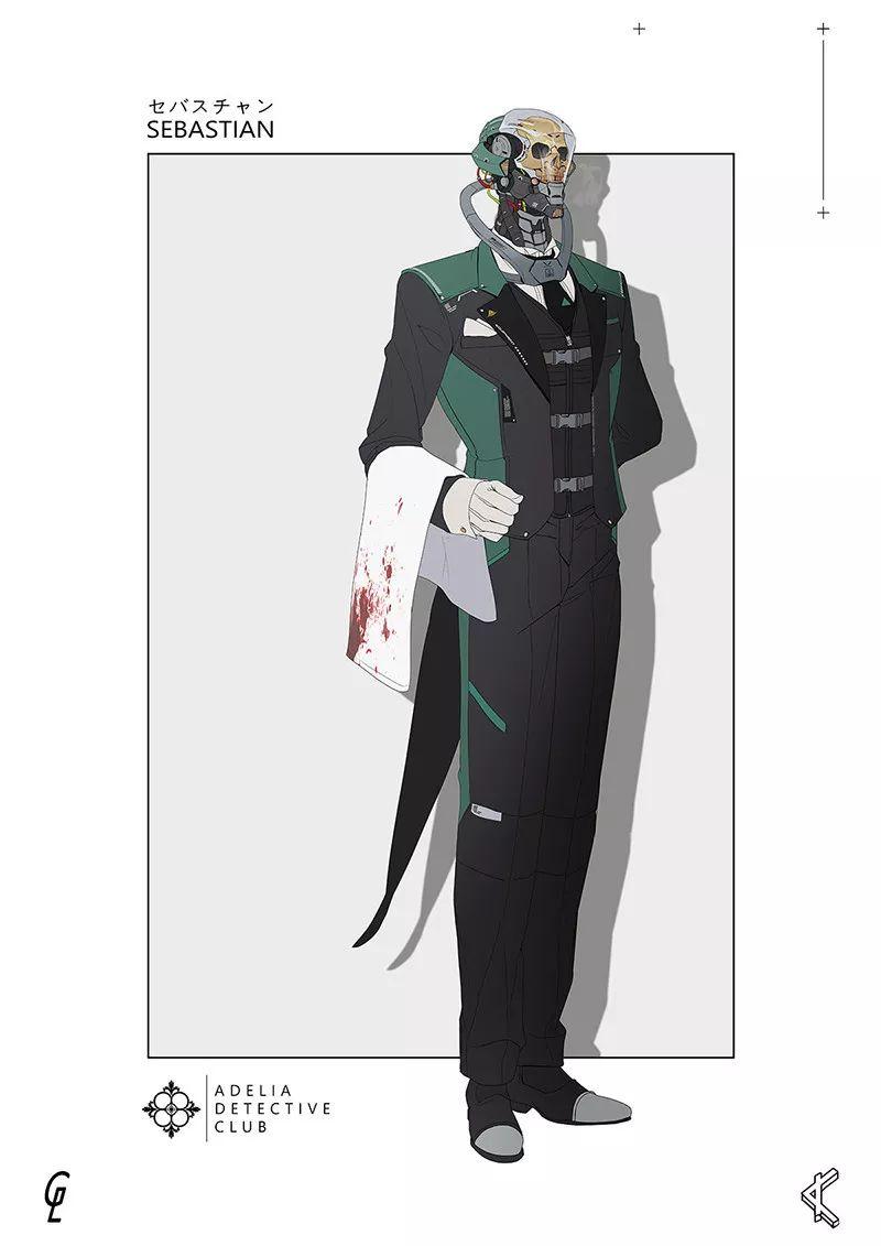 dnf fate zero_要素拉满!赛博朋克碰撞武装JK,一加一大于二的酷炫设计 丨 ...