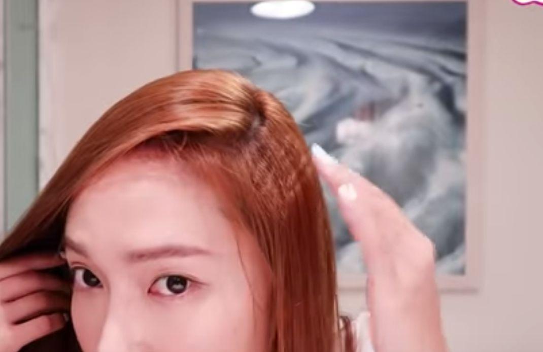 宋慧乔浓妆看秀撞脸辛芷蕾?她真的变化好大!