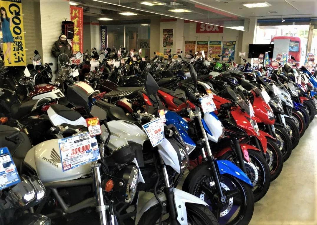 老司机玩的就是性价比 5万元内值得买的二手摩托盘点
