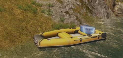 《明日之后》遠星城漂流筏在哪里