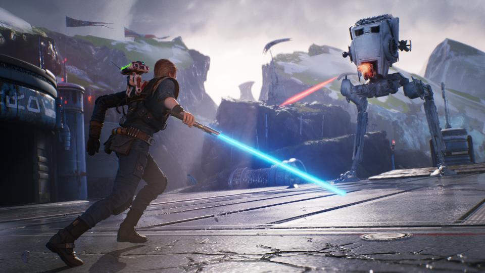 EA或在开发两款《星战》游戏包括《星战绝地》续作_Kotaku